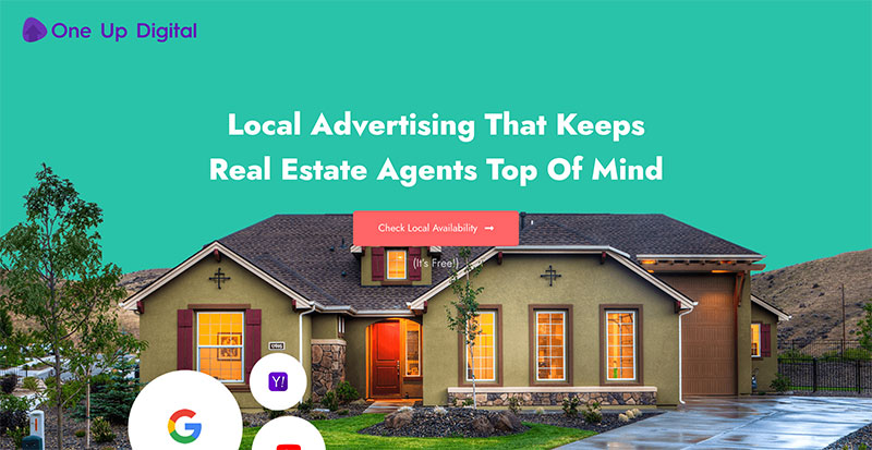 Local Online Advertising for Real Estate Agents