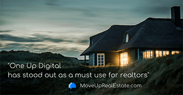 One Up Digital Local Advertising for Real Estate