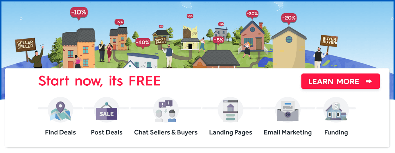 Free Real Estate Marketing Platform