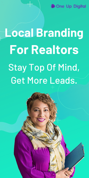 Local branding and advertising for real estate agents and brokers